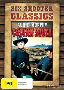 Column South - Audie Murphy New and Sealed DVD