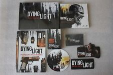 Dying Light Artbook + OST + Cards + 3 Stickers Collectors Edition and more !!!