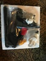 *Desktop Stapler w/3-Dimensional Mickey & Mickey Hands Staple Remover, New Rare*