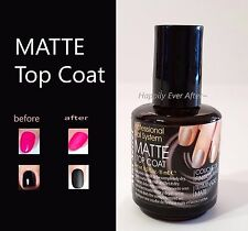 Mia Secret MATTE TOP COAT Polish - Professional Nail System, MADE IN USA!!