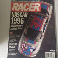 Racer Magazine Gerald Martin Michael Schumacher March 1996 060117nonrh3
