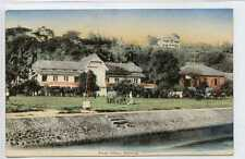 (Gy696-460) Post Office, SABANG, Indonesia c1910 VG-EX