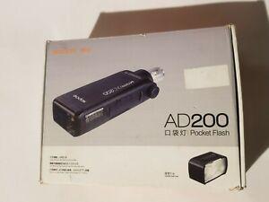 Godox AD200 Pocket Flash Parts only