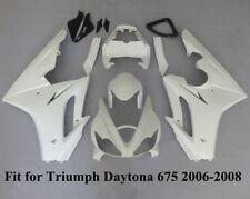 Unpainted Fairing Set for Triumph Daytona 675 2006 2007 2008 ABS Injection Body
