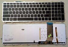 New HP ENVY Touchsmart 15-Q100 15T-Q100 15Z-Q100 US Backlit Keyboard