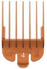Colore Wahl Clipper Protezione Pettine Associazione Arancione Taglia 4