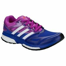 adidas Womens Response Boost Techfit Running Trainers B39888 RRP £70 (K3)