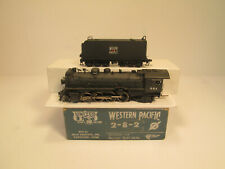 WESTERN PACIFIC 2-8-2 #351 BRASS STEAM LOCOMOTIVE - PFM / UNITED