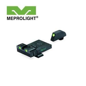 Meprolight High Adjust Tru-Dot Night Sight For Glock 17/19/20/21/22/23 -ML-20224