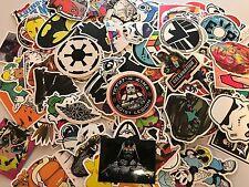 200 Skateboard Stickers star bomb Vinyl Laptop Luggage Decals Dope Sticker wars