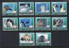 27047) Ross Dep. 1994 MNH Wildlife Animals Birds 10v