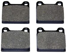 Disc Brake Pad Set fits 1969-2004 Volvo 244,245 242 760  MONROE PROSOLUTION BRAK