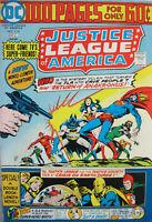 Justice League of America #114 DC Comic 1974 Bronze Age FN+