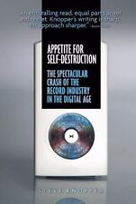 Appetite for Self-Destruction: The Spectacular Crash of the Record-ExLibrary