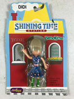 "1993 Justoys Bend-Ems Didi Shining Time Station 4.5"" Figure 12395 NOS"