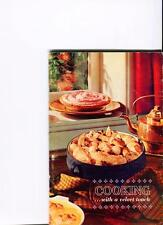 COOKING WITH A VELVET TOUCH RECIPE COOKBOOK CARNATION MILK ADVERTISING