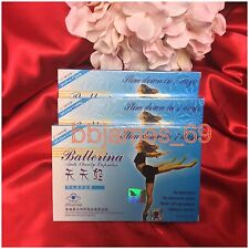 3 Original Ballerina Slimming Pills Weight Loss Capsules Diet  Reduce Fat Slim
