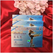 3 Original Ballerina Slimming Pills Weight Loss Capsules Diet  Reduce Fat Slim