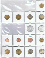 Portugal  UNC set 2004  8   munten  1 ct t/m 2 euro