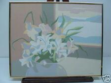 Canadian Claudine Dontigny Lis et Glaieuls 85 Painting