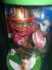 Terrell Owens Bobble Head (NEW) SF 49ers BOBBLEDOBBLE + 10 Mint NFL Cards