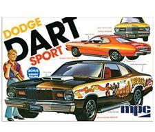 1/25 MPC798 1975 Dodge Dart Sport Plastic Model Kit