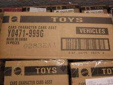 DISNEY PIXAR CARS 2013 SEALED CASE G