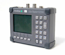 Anritsu S235A/5 Site Master 1250 to 2350 MHz - with RF watt meter power monitor