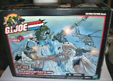 G.I. JOE vs COBRA   G.I. JOE HEADQUARTERS