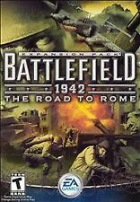 Battlefield 1942: The Road to Rome (PC, 2003) Expansion Pack - Complete