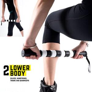 Muscle Roller Massage Stick Deep Trigger Point Sport Gym Portable Massager UK