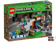 LEGO 21141 MINECRAFT La caverna dello Zombie - The Zombie Cave