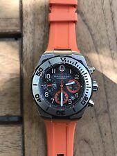 Hamilton Khaki Navy Sub Chronograph Swiss Divers Watch Automatic Movement
