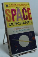 The Space Merchants by Frederik Pohl and C M Kornbluth - 3rd printing - 1960