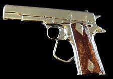 GUN BELT BUCKLE GUNS REVOLVERS HANDGUNS RIFLES FIREARMS BOUCLE DE CEINTURE