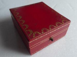 Coupe-cigare Must de Cartier avec pochette cuir & Boîte - argent sterling 925