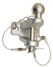 Boules d'attelage  2 trous, 50mm boule  3500KG  Norme ISO Homologue #TBG-3588