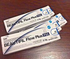 Shofu Beautifil Flow Plus F03 Low Flow Syringe Fresh Exps Original A2