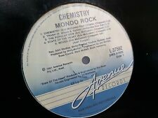 Mondo Rock - Chemistry Daddy Cool blues rock pop vintage vinyl record R58