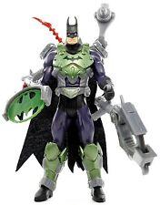 """Batman Deluxe TECH ARMOR BATMAN 6.25"""" Action Figure DC Universe Mattel 2003"""