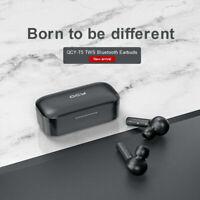 QCY T5 TWS Bluetooth 5.0 Headset True Wireless Headphones Earbuds Earphones IPX4