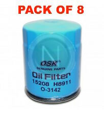 OSAKA Oil Filter Z145A - FOR Holden Commodore VL 3.0L - BOX OF 8