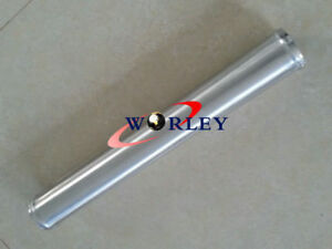 "1.5"" 38mm Straight Turbo Intercooler Pipe Piping Aluminum Tube Tubing L=600mm"