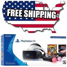 PlayStation VR Borderlands & 2 Beat Saber Bundle PSVR for PS4 New Fast Shipping
