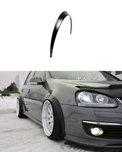 "Fender flares for Volkswagen Golf Mk5 wide body kit wheel arch 2.0"" 50mm 4pcs KL"