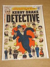 KERRY DRAKE DETECTIVE CASES #22 VG- (3.5) HARVEY COMICS OCTOBER 1950 <