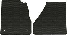 Freightliner Cascadia Black All-Weather 2PC Rubber Cab Floor Mats 2018-2020 NEW!