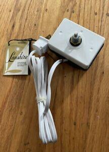Vtg unused replacement plug-in Lanshire clock mechanism