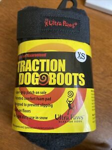 Traction Dog Boots By Ultra Paws XS NEW