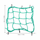 Net Nylon Elastic Luggage Net For Bicycles Motorcycles (Green)T